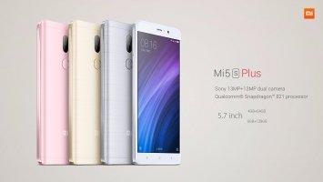 Xiaomi Mi5s 4GB 128GB photo 1
