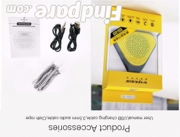 W - KING S2 portable speaker photo 7