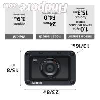 SONY RX0 action camera photo 4
