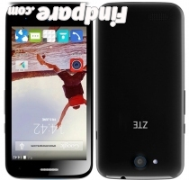 ZTE Blade Q Lux 4G smartphone photo 1