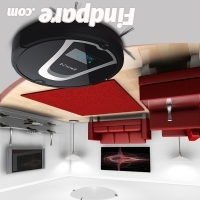 Eworld M884 robot vacuum cleaner photo 1