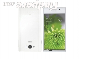 Sharp Aquos Serie mini SHV31 smartphone photo 4