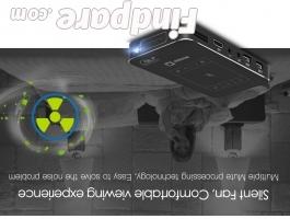 AODIN M8S portable projector photo 11