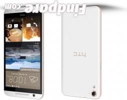 HTC One E9s smartphone photo 1