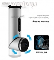 AUN Q9 portable projector photo 4
