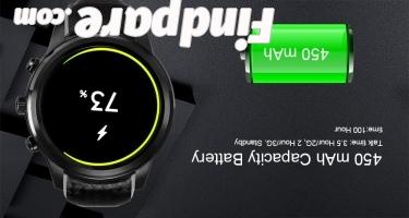 LEMFO LEM5 smart watch photo 6