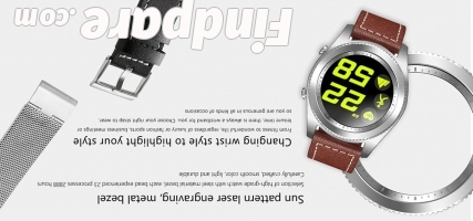 NO.1 S9 smart watch photo 8