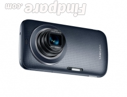 Samsung Galaxy K zoom smartphone photo 5