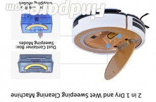 ILIFE X5 robot vacuum cleaner photo 3