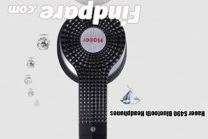 Haoer S490 wireless headphones photo 1