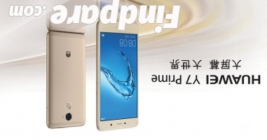 Huawei Y7 Prime smartphone photo 3