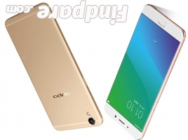 Oppo R9 smartphone photo 2