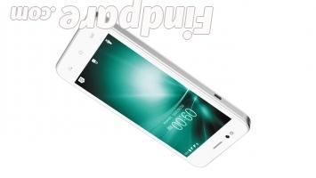 Lava A55 smartphone photo 1