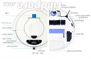 TUOPODA SK - 7 robot vacuum cleaner photo 3
