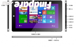 Chuwi Vi10 Dual Boot tablet photo 6