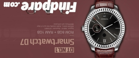 NO.1 D7 smart watch photo 1