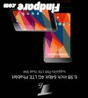 Cube T6 4G smartphone photo 8