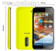 Archos 50c Neon smartphone photo 2
