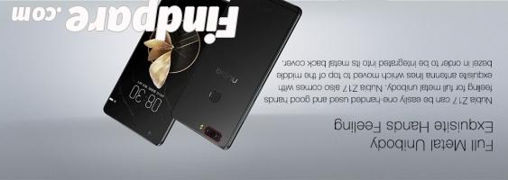 Nubia Z17 NX563J 4GB 64GB smartphone photo 9