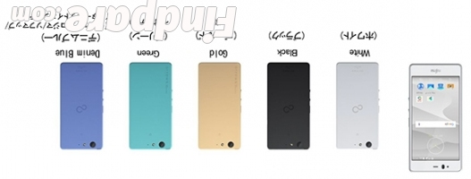 Fujitsu Arrows M04 smartphone photo 4