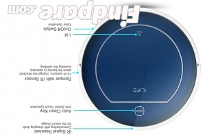 ILIFE V7 robot vacuum cleaner photo 4