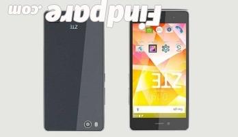 ZTE Blade E01 smartphone photo 1