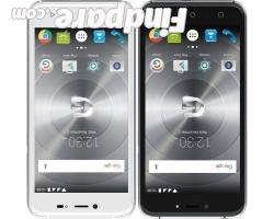 Gigabyte Gsmart Classic LTE smartphone photo 1