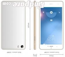Mijue M690+ smartphone photo 2