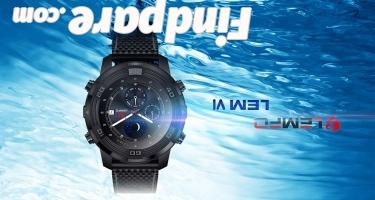 LEMFO LEM6 smart watch photo 1