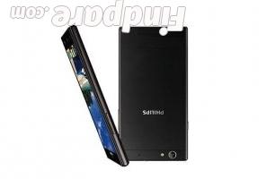 Philips Sapphire S616 smartphone photo 2