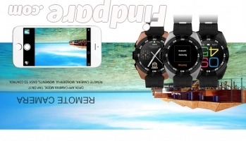NO1 G5 smart watch photo 6