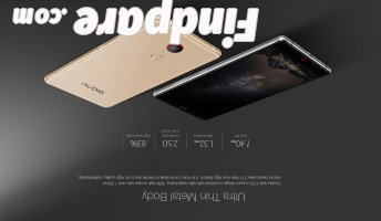 ZTE Nubia Z11 Max 3GB smartphone photo 5