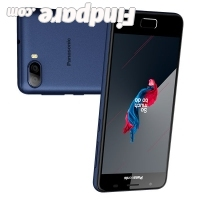 Panasonic Eluga Ray 500 smartphone photo 1