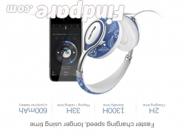 Bluedio A2 wireless headphones photo 5
