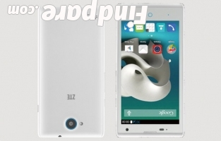 ZTE Blade G Lux smartphone photo 4