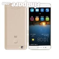 ZTE Voyage 4S smartphone photo 1