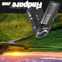 Ordro HDV-107 action camera photo 8