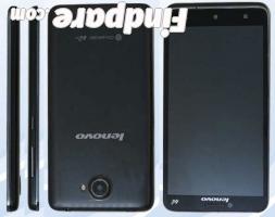 Lenovo A768t smartphone photo 2