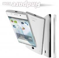 Sharp Aquos Crystal smartphone photo 2