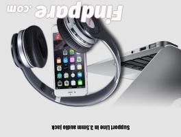 Haoer S490 wireless headphones photo 12
