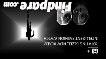 NO.1 G3+ smart watch photo 1