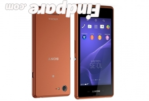 SONY Xperia E3 4G smartphone photo 1