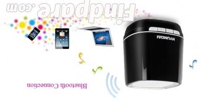 Hyundai i80 portable speaker photo 2