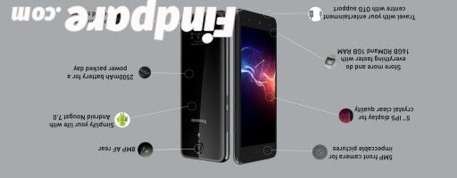 Panasonic P91 smartphone photo 2