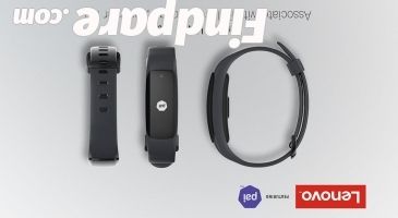 Lenovo HW01 Plus Sport smart band photo 1