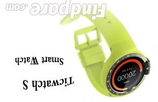 Ticwatch S GLACIER smart watch photo 1
