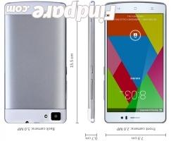 Jiake V19 smartphone photo 1