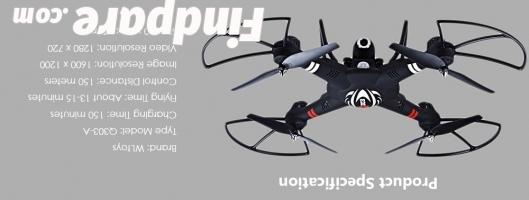 WLtoys Q303 - A drone photo 2