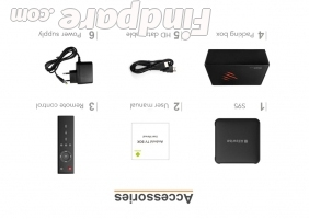 Alfawise S95 1GB 8GB TV box photo 6