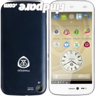 Prestigio Grace X3 smartphone photo 1